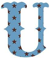 Wall Candy Arts WallCandy Arts Luv Letters Stars U, Pink/
