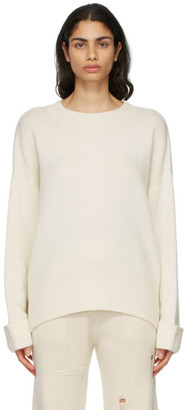 Arch4 Off-White Cashmere Knightsbridge Sweater