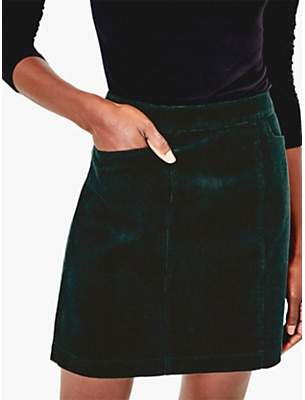 Oasis Cord Mini Skirt