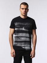 Diesel DieselTM T-Shirts 0EADQ - Black - XS