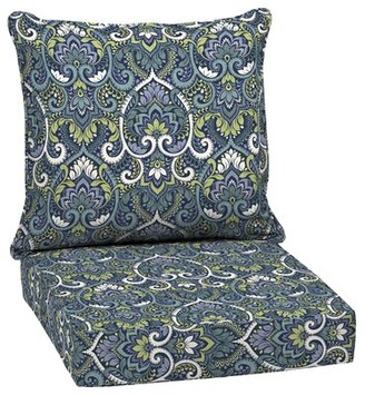 Bungalow Rose Outdoor Seat and Back Cushion