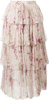 Zimmermann Winsome tiered skirt - women - Silk/Polyester - 1