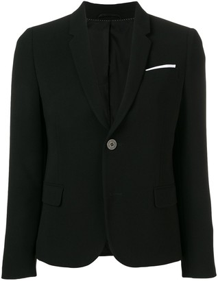 Neil Barrett Fitted Blazer