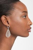 Judith Jack 'Decadent Color' Drop Earrings