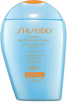Shiseido Ultimate Sun Protection Lotion WetForce for Sensitive Skin