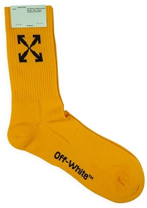 Off-White Logo Sport Socks