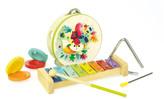 Vilac Woodland Musical Instrument Set Multicoloured