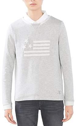 Esprit edc by Women's 106CC1J007 Sweatshirt,S/10
