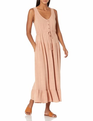 Rachel Pally Women's Linen Meadow Dress