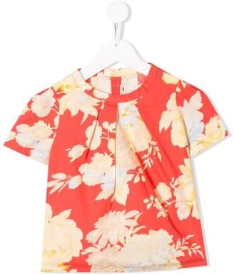 Bonpoint floral print T-shirt