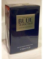 Antonio Banderas Blue Seduction for Men Eau de Toilette Spray, 1 fl oz by