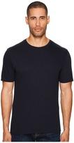 Vince Seamless Double Layer Crew Neck Tee Men's T Shirt