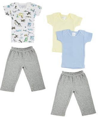 Bambini Infant Girls T-Shirts and Track Sweatpants