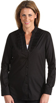 Not Your Daughter's Jeans Not Your Daughters Jeans Cynthia Ruffle Front Shirt