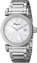 Salvatore Ferragamo Men's FP1950014 Salvatore Stainless Steel Watch