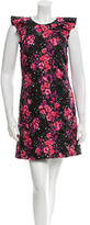 Giamba Printed Mini Dress w/ Tags