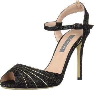 Sarah Jessica Parker Women's Monroe Ankle Strap Open Toe Sandal