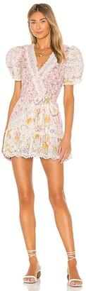 LoveShackFancy Belen Dress