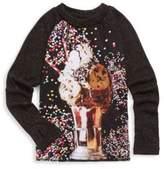 Zara Terez Girl's Graphic Sweater