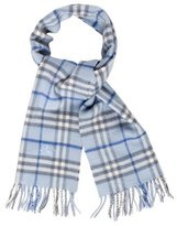 Burberry Cashmere & Wool-Blend Nova Check Stole