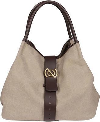Zanellato Brown Leather Zoe Xl Bag