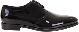 Dolce & Gabbana Black Como Shoes