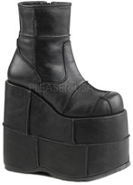 Demonia Men's Stack 201 Ankle Boot