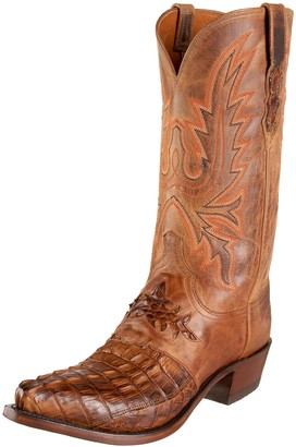 Lucchese 1883 by Men's N1115 5/4 Western Boots