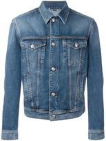 Versace Medusa denim jacket - men - Cotton/Polyester - 52