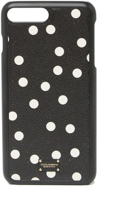 Dolce & Gabbana Polka-Dot iPhone 7 Plus Case
