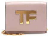Tom Ford Icon leather shoulder bag