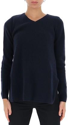 S Max Mara 'S Max Mara V-Neck Knitted Sweater