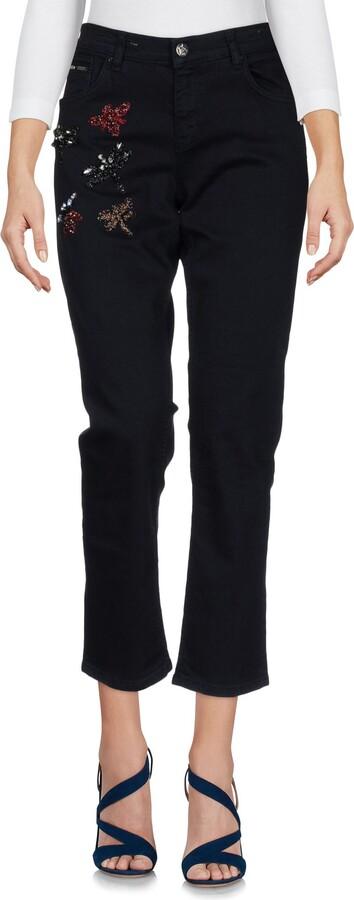 Silvian Heach Denim pants - Item 42670764HH