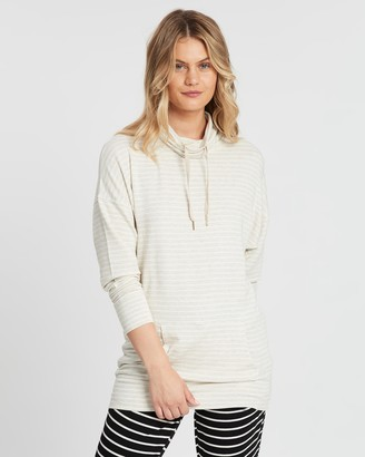 Marks and Spencer Flexi Stripe Top