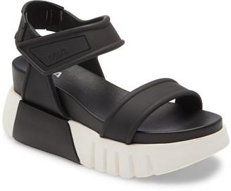 Mia Zita Platform Wedge Sandal