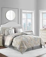 Sunham Hannah Reversible Comforter Sets