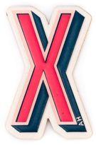 Anya Hindmarch 'X' sticker - women - Goat Skin - One Size