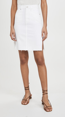 Habitual Willa Double Slit High Rise Skirt