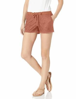 Jolt Women's Leaf Lace Short