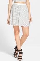 WAYF Seersucker Skirt (Juniors)
