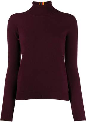 Paul Smith funnel neck jumper