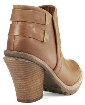 Kenneth Cole Reaction Kitty Stacked Heel Ankle Boots