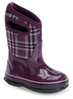 Bogs Girl's 'Classic High' Waterproof Boot