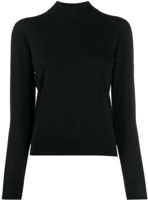 Coperni Ribbed Collar Sweater