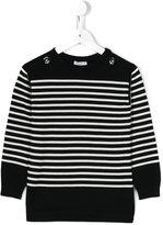 Dolce & Gabbana striped jumper