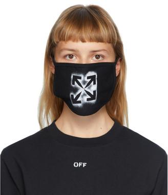 Off-White Black Stencil Mask