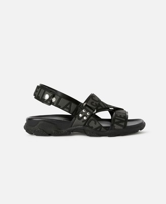 Stella McCartney stella logo sandals