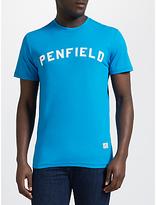 Penfield Evanston T-shirt, Vivid Blue