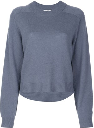Tibi Cocoon cropped jumper