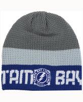 Reebok Tampa Bay Lightning Player Knit Hat